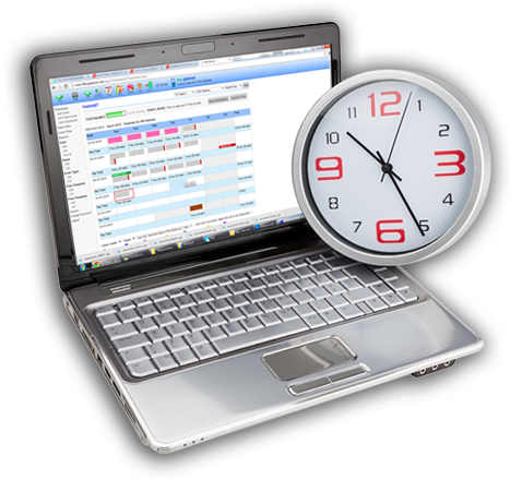 Flexi Time (Flexitime) Timesheet System